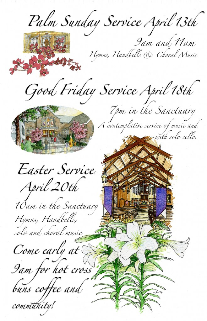 EasterWeekServicesPosterG