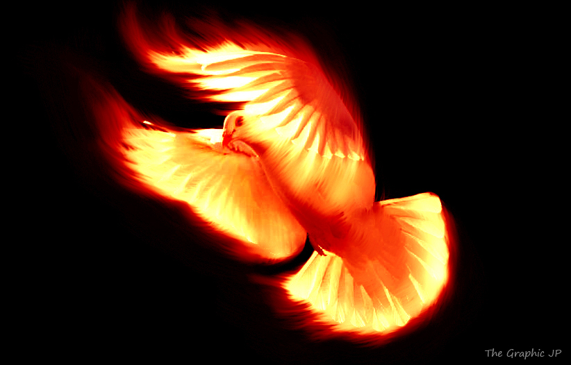 Pentecost Tongues Of Fire 18