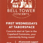 Bell Tower Concert – September 5, 7pm