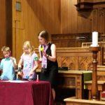 Children's Peace Choir Begins Fall Season