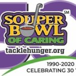 Souper Bowl of Caring begins now
